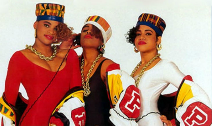 Salt 'n' Pepa Leading in Hip-hop's Fashion