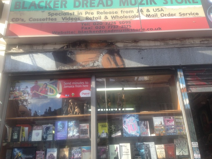 Blacker Dread Music Store – Pic